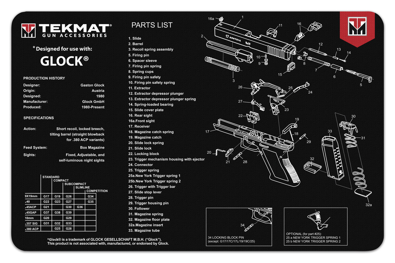 40 glock schematic diagram [ 1280 x 853 Pixel ]