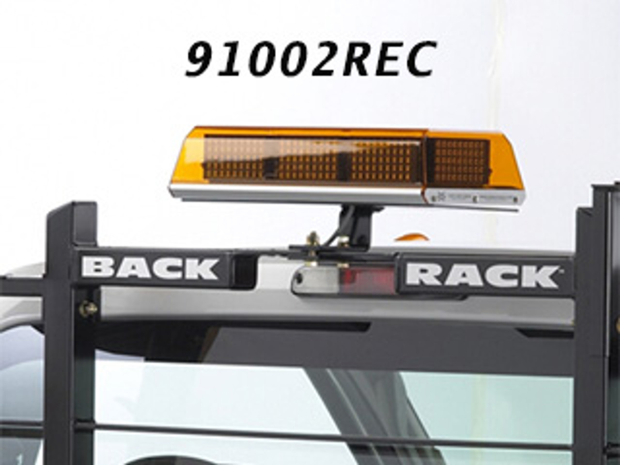 backrack truck mounting accessories