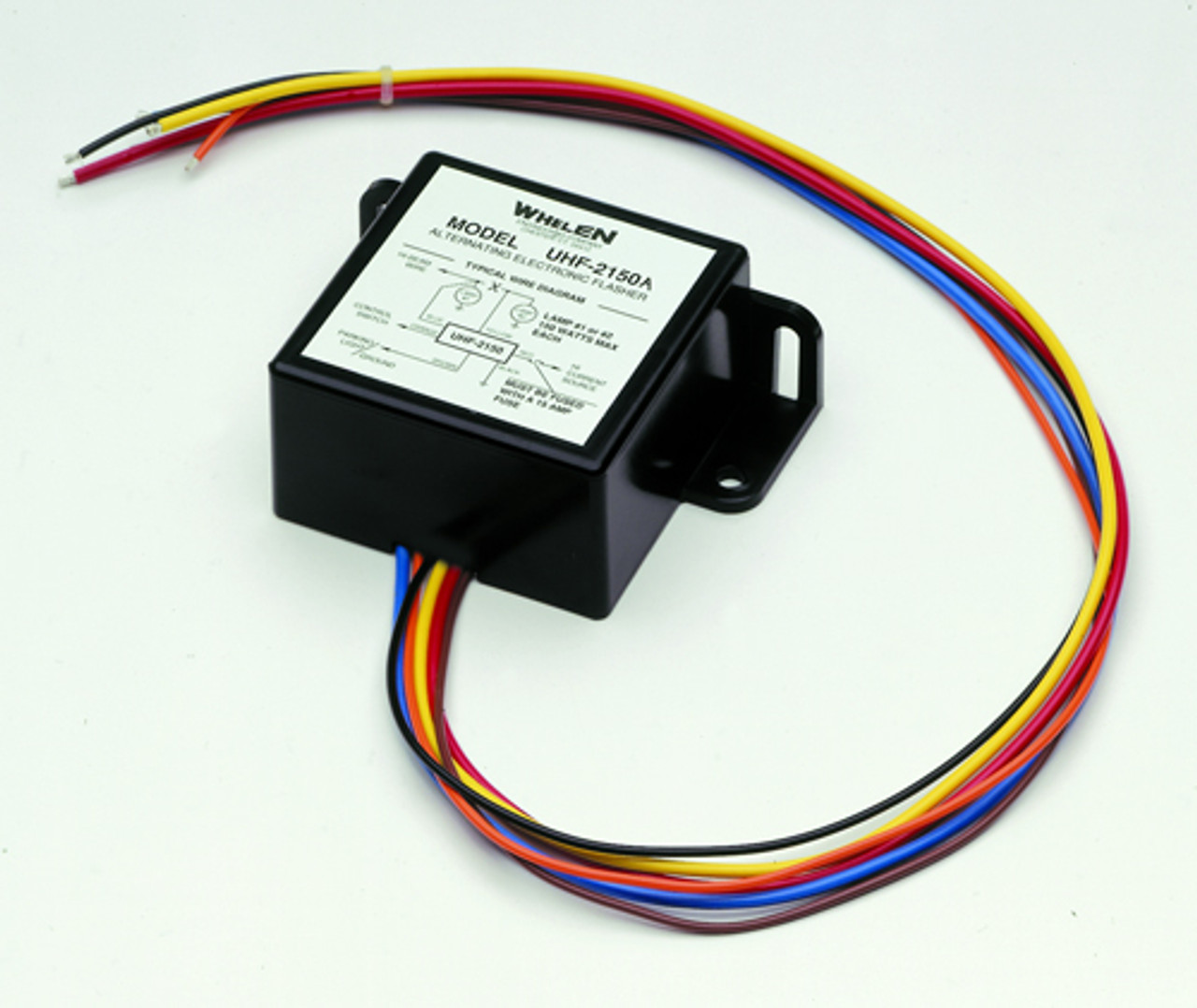 hight resolution of universal headlight flasher by whelen uhf2150a