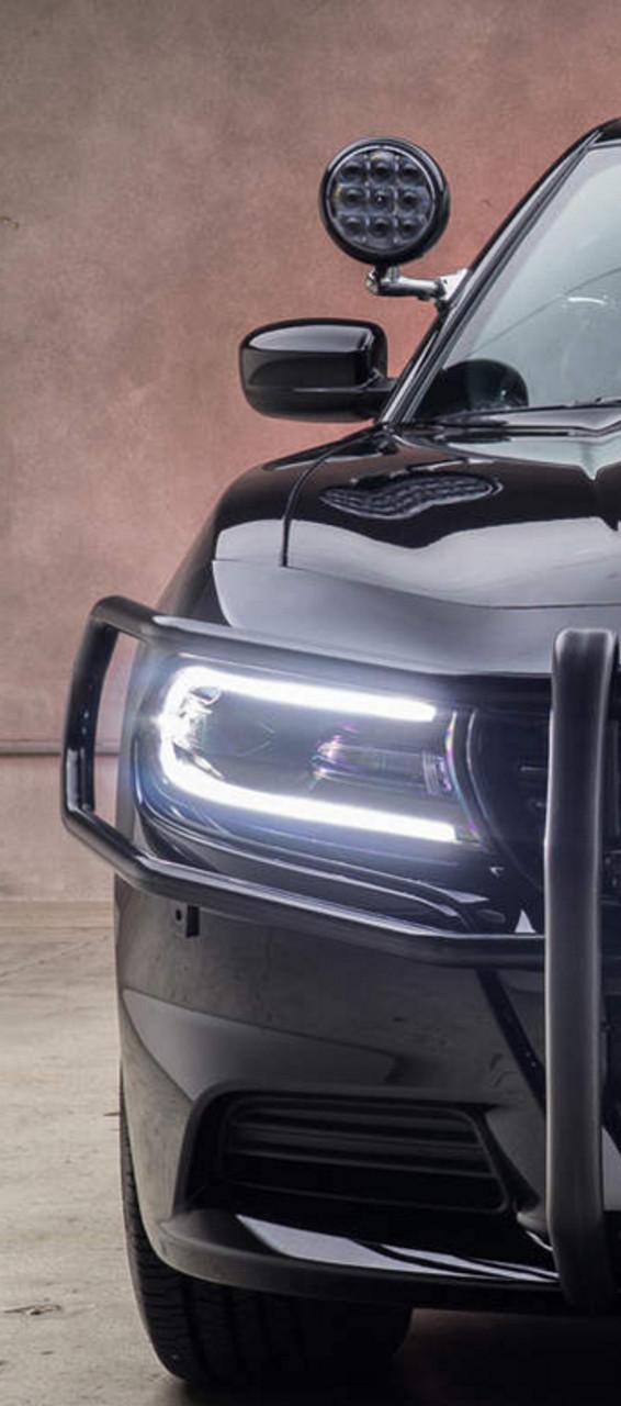 Dodge Charger Brush Guard : dodge, charger, brush, guard, Rhino, Dodge, Charger, Bumper, Wrap-around, 2015-2020