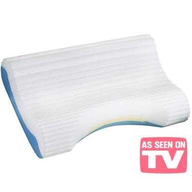 Contour Cloud Pillow  Cervical Neck Support Bed Pillow