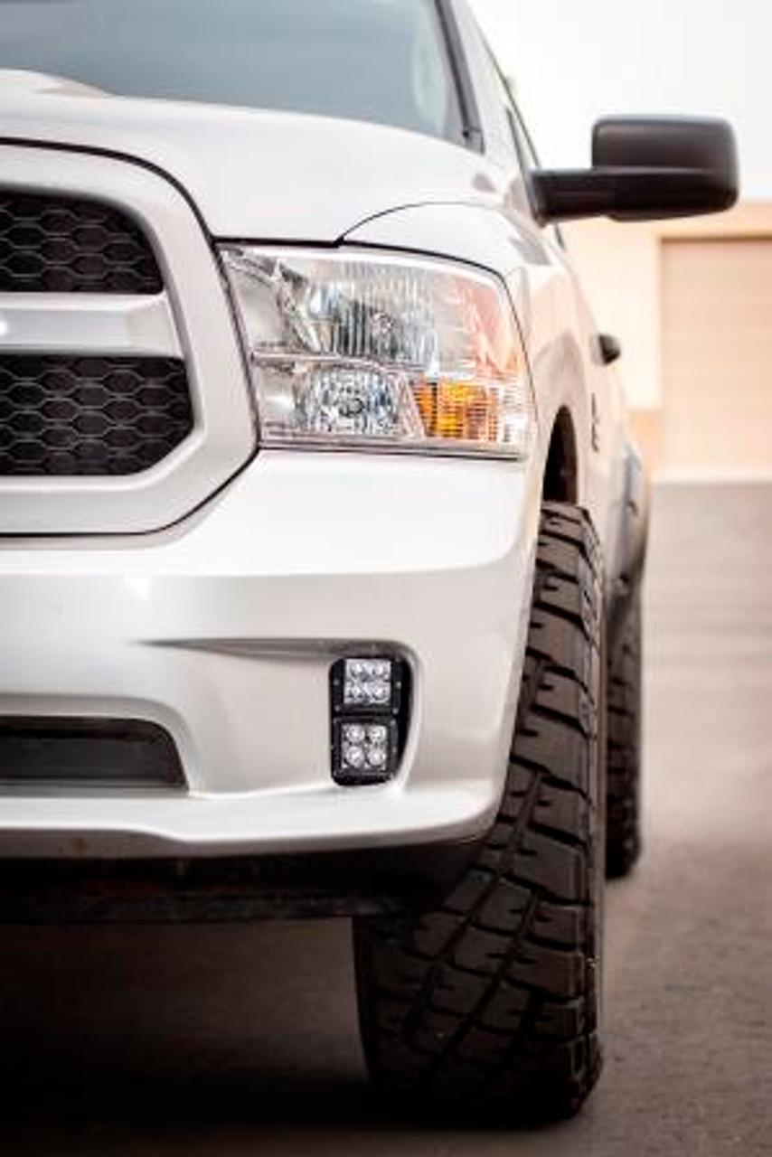 Ram 1500 Sport Bar : sport, Dodge, Light, SideTracked