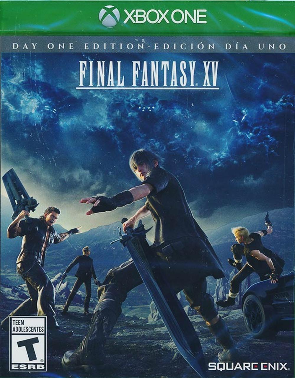 final fantasy xv day