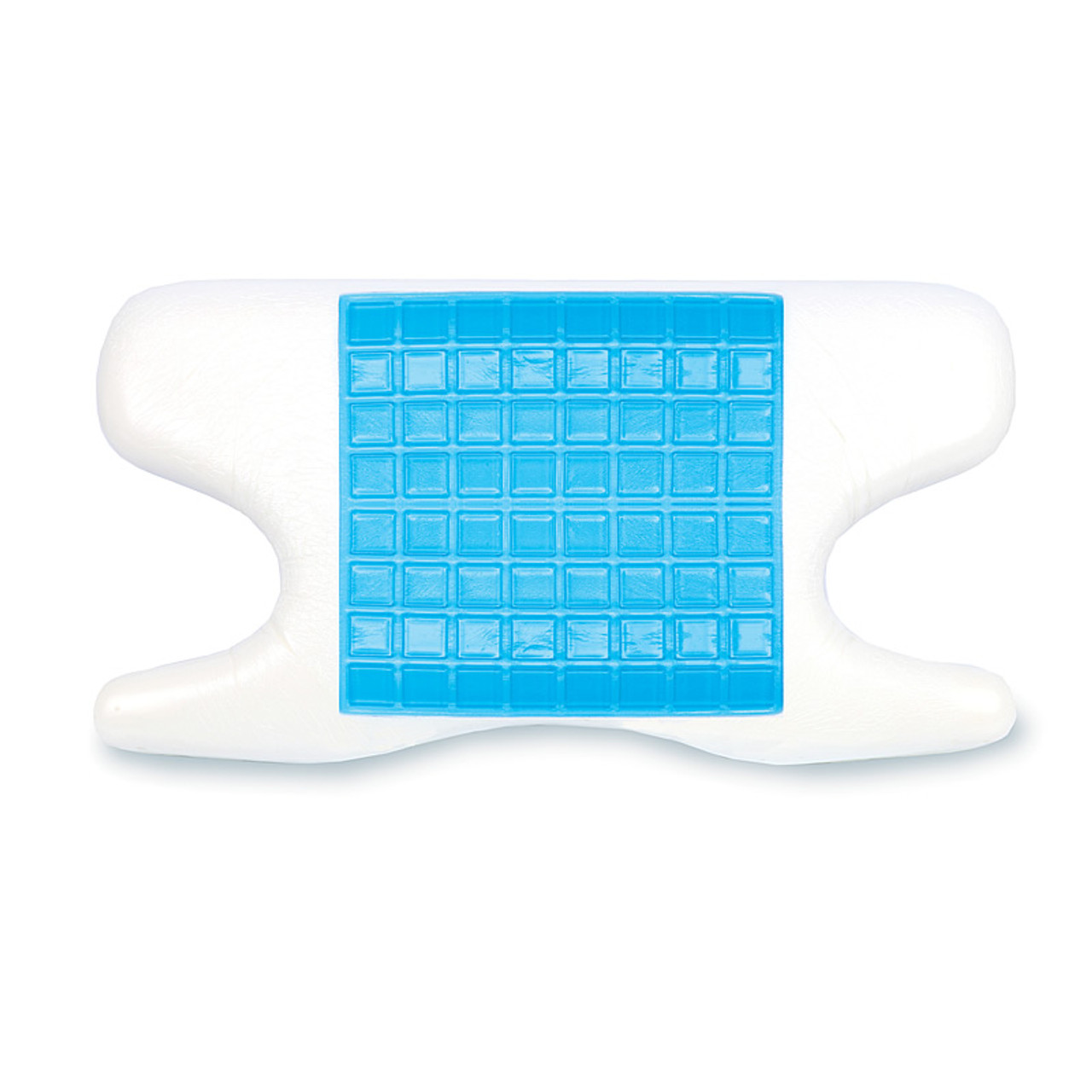 cpap pillow with cooling gel
