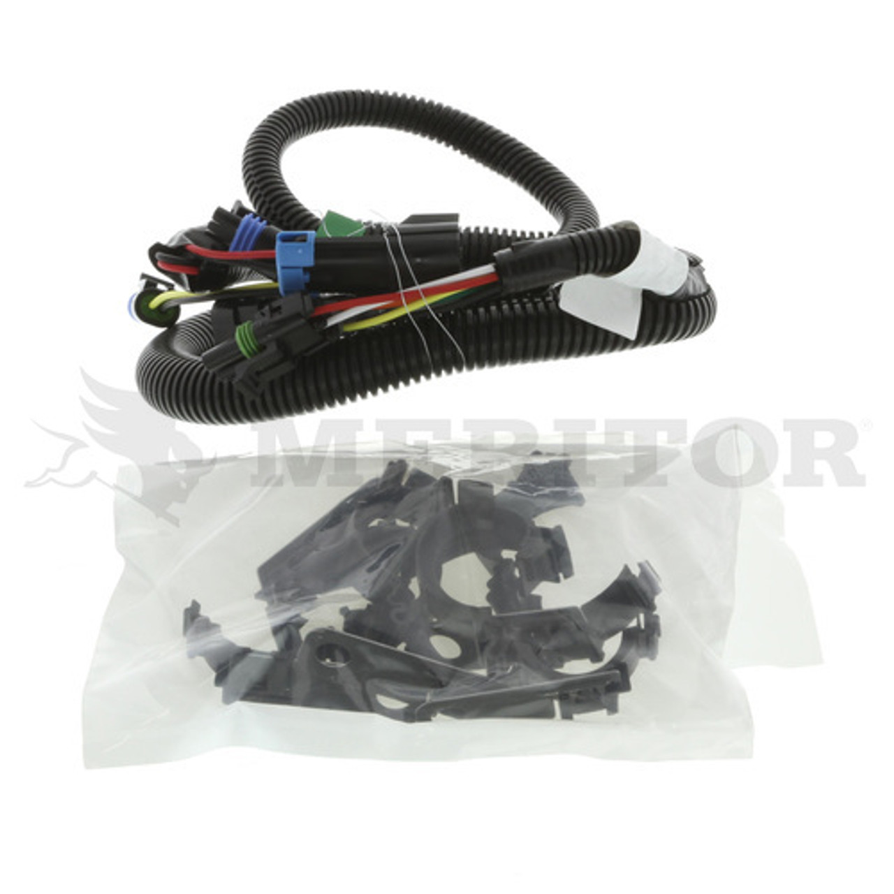 small resolution of  kit5431 rockwell meritor transmission wiring harness kit g on meritor wabco retarder relay detroit diesel
