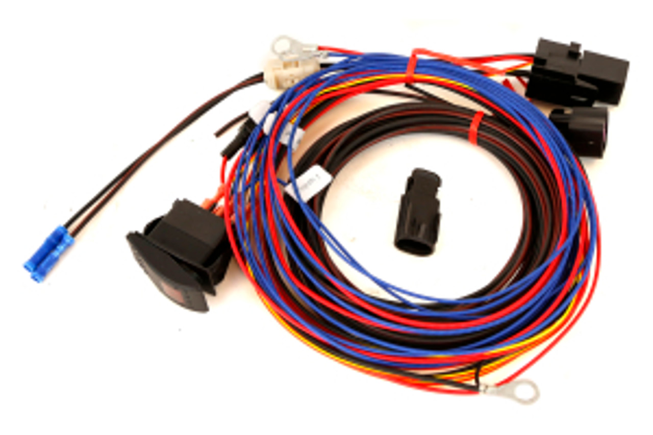 hight resolution of electrical wiring harnes kit