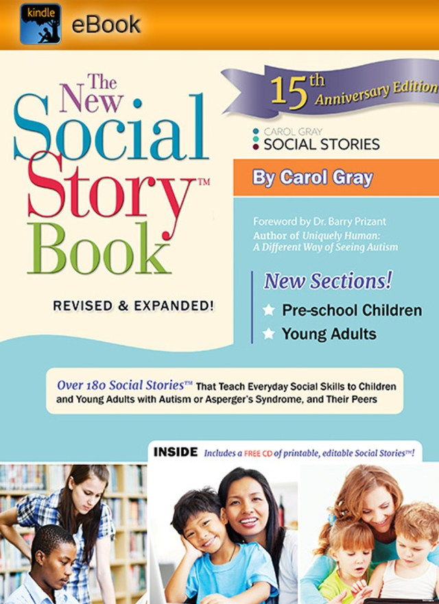 The New Social Story Book: How to Write Social Stories