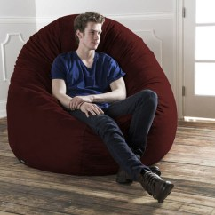 Best Bean Bag Chair For Adults Types Of Office Chairs Cocoon Adult Size Or Crash Pad Large Beanbag Teens And Young With Autism