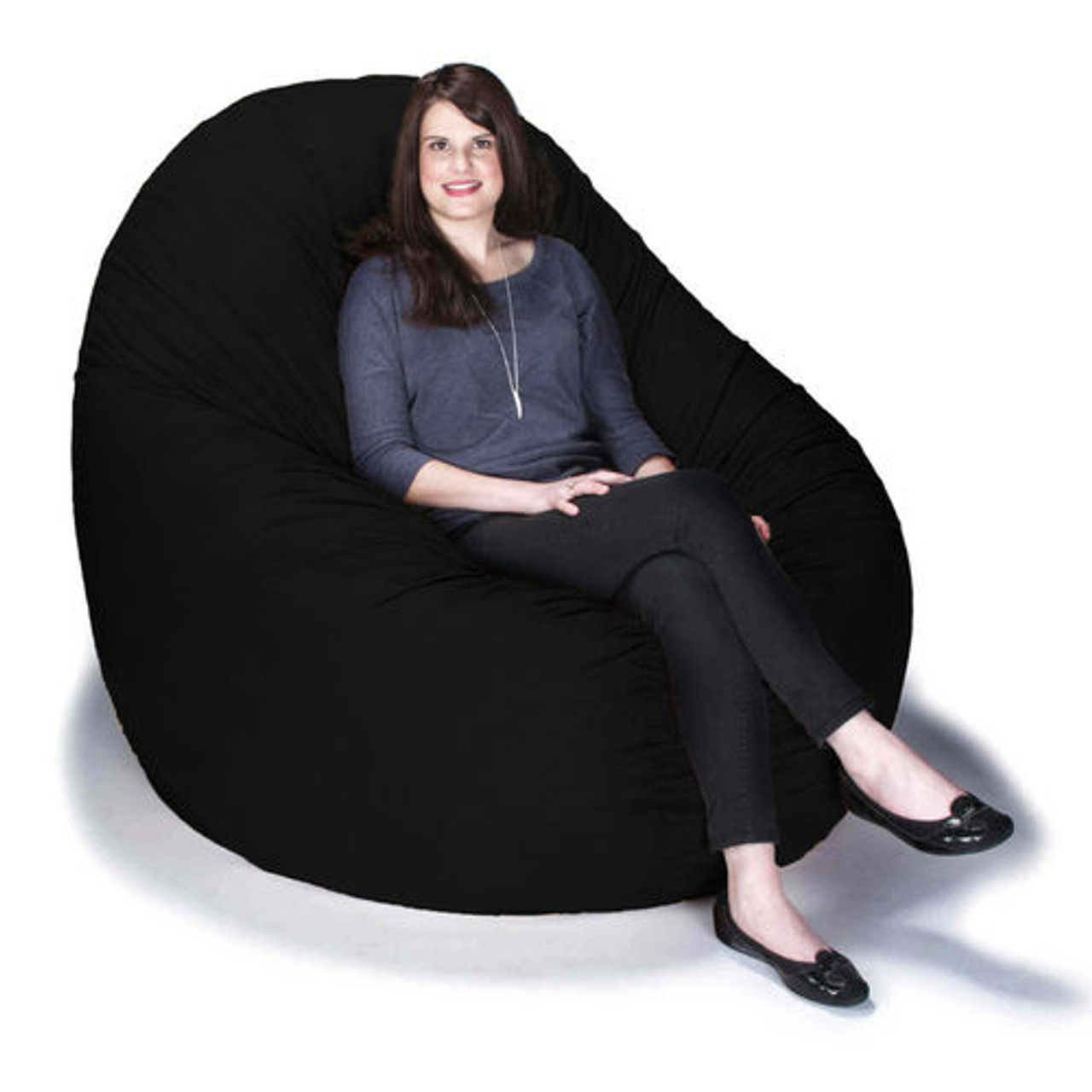 what size bean bag chair do i need colored dining room chairs cocoon adult or crash pad large beanbag perfect for sensory rooms calming areas teens and adults