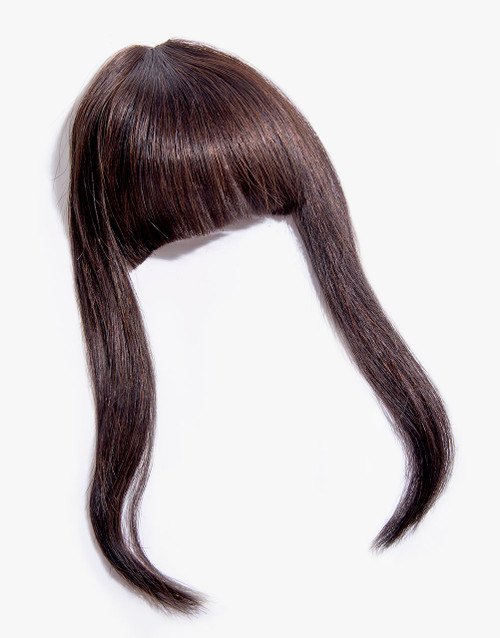 clip-in bangs & ponytails