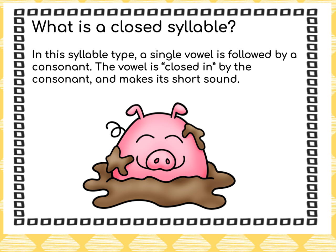 hight resolution of Syllable Types: Open \u0026 Closed Syllables Distance Learning Activities  (Remote Ready Resource) - Amped Up Learning