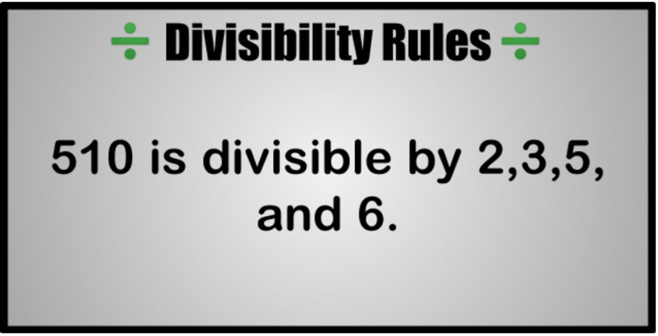 small resolution of Google Divisibility Rules Practice