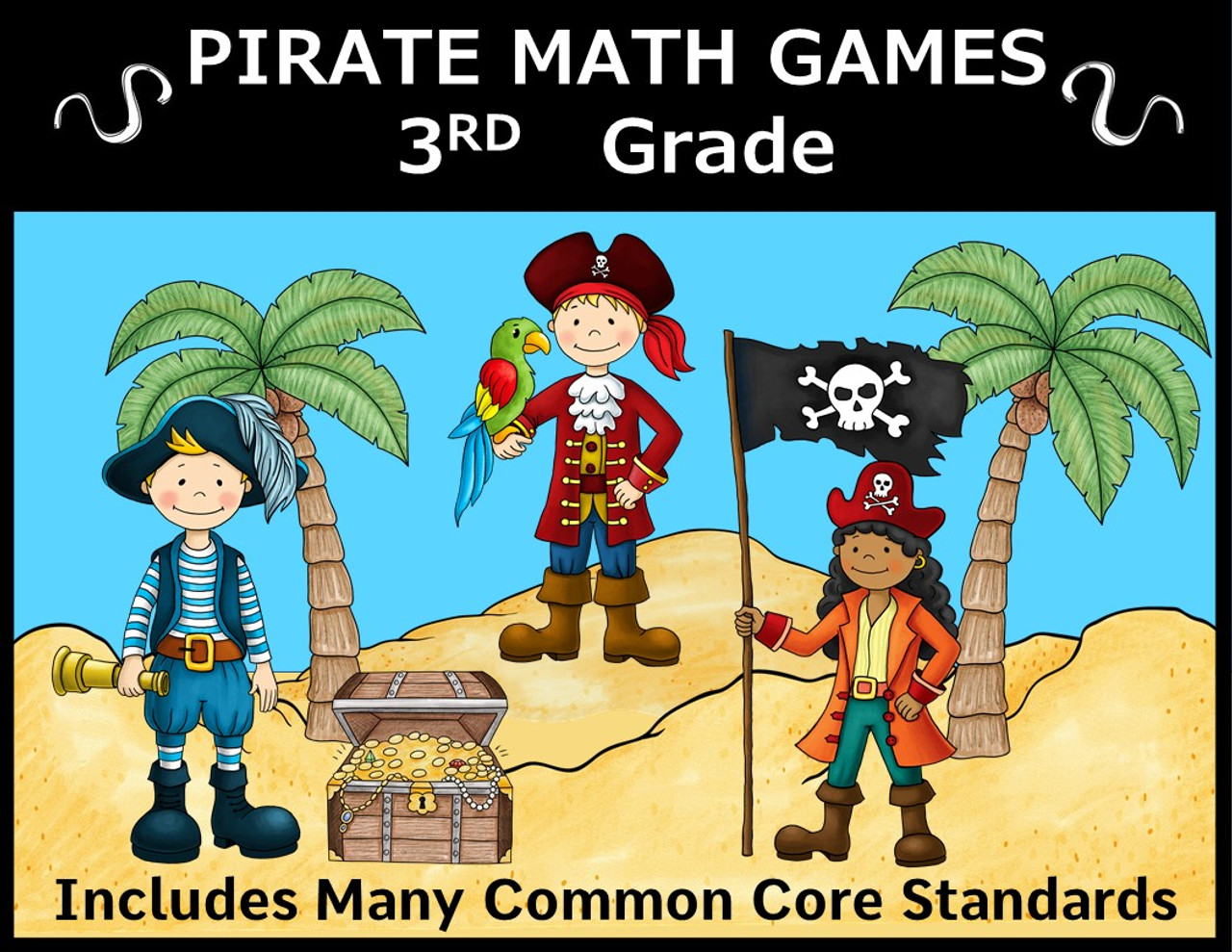 medium resolution of Third Grade Math Games - Addition and Subtraction - Word Problems - All  Four Operations