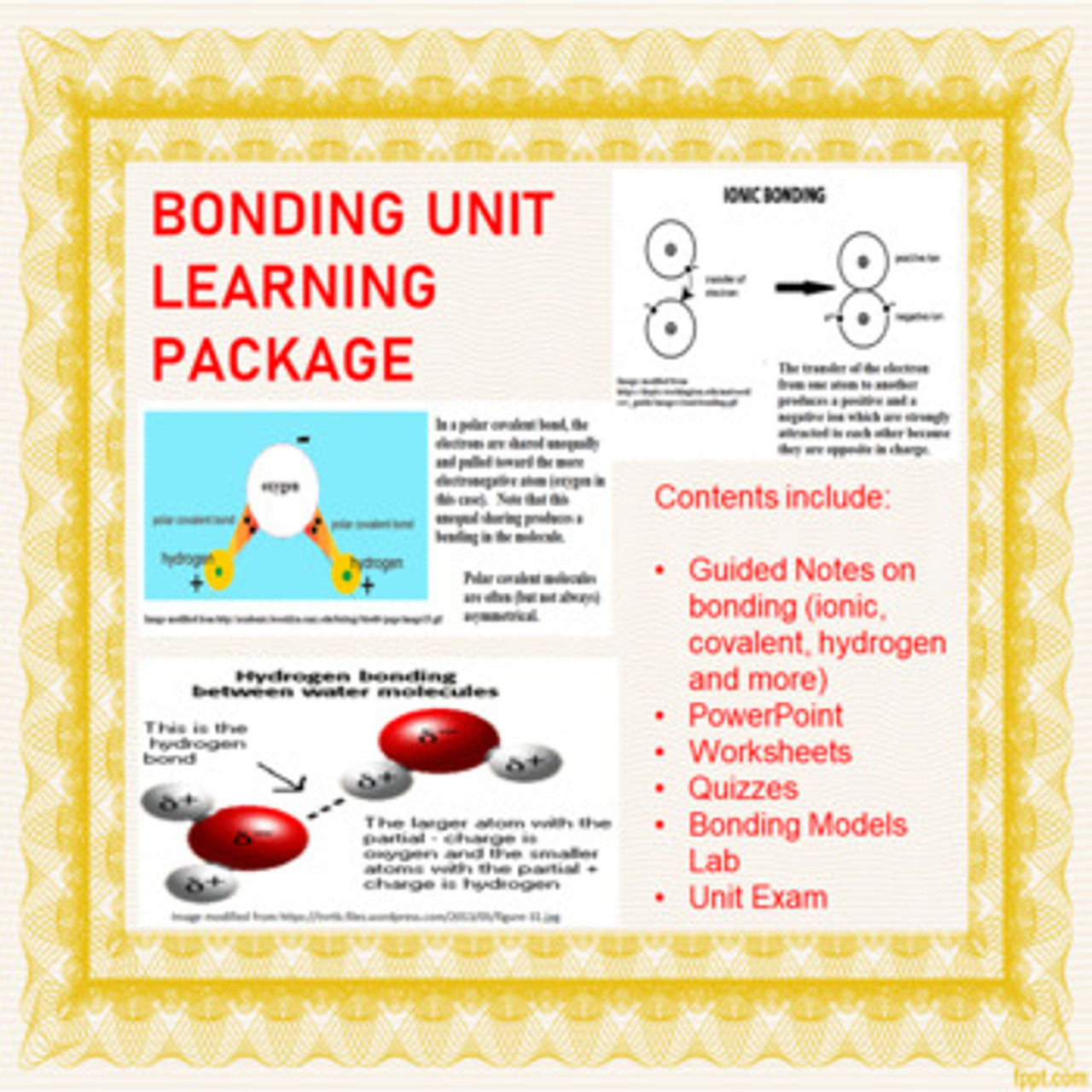 Bonding Learning Activities (Distance Learning) - Amped Up Learning [ 1280 x 1280 Pixel ]