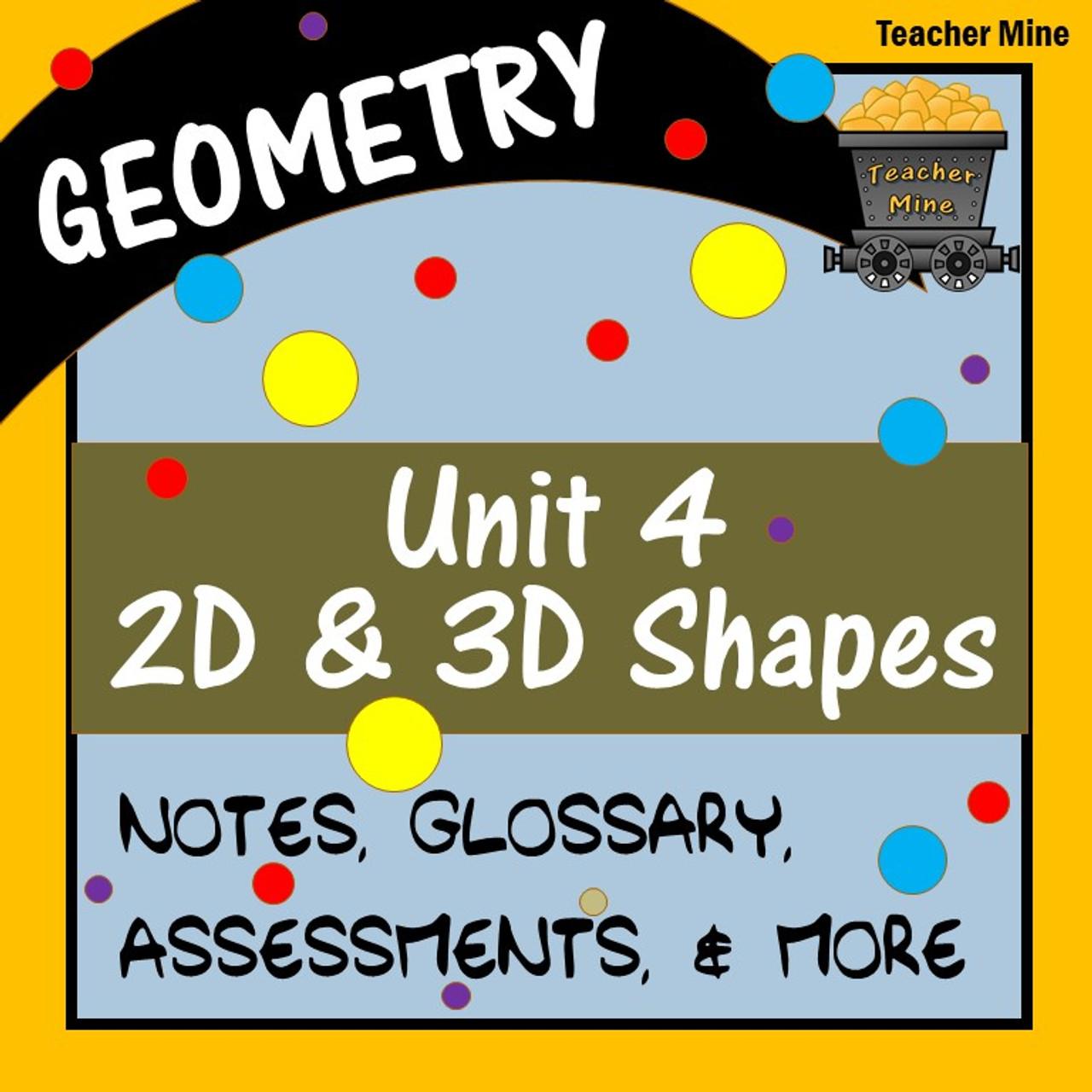 small resolution of 2D \u0026 3D Shapes: Perimeter