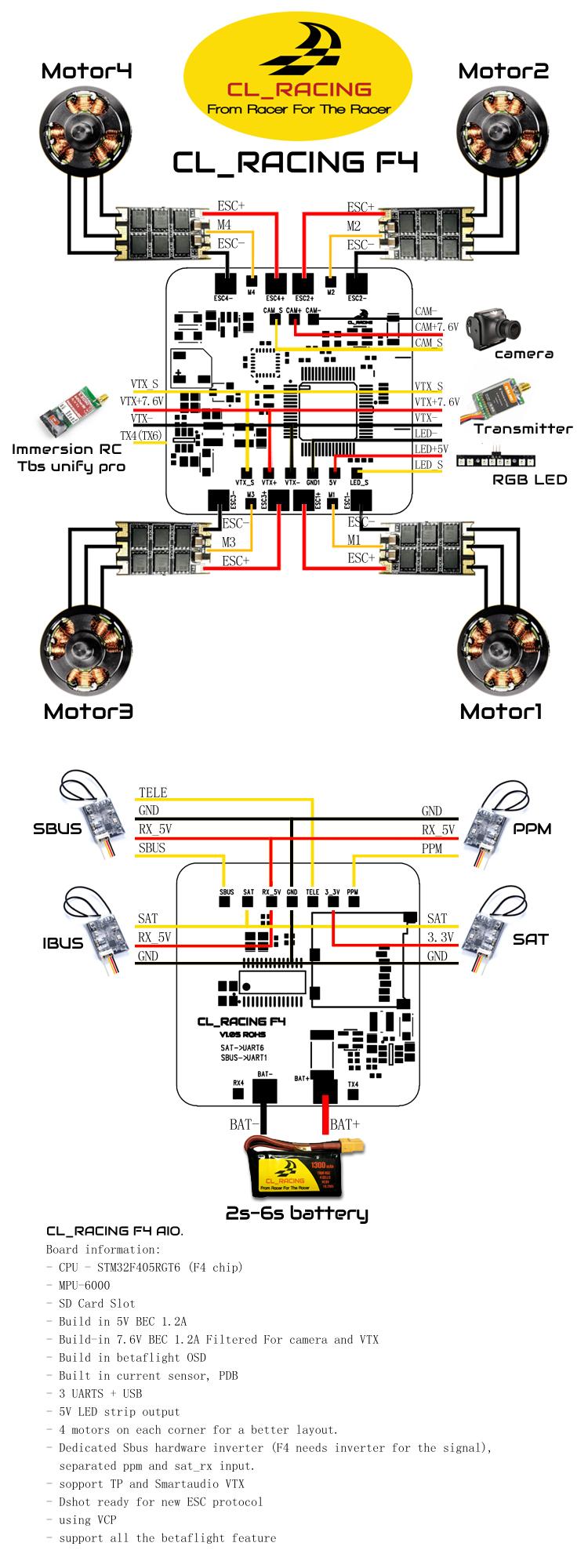 hight resolution of cl racing wiring jpg