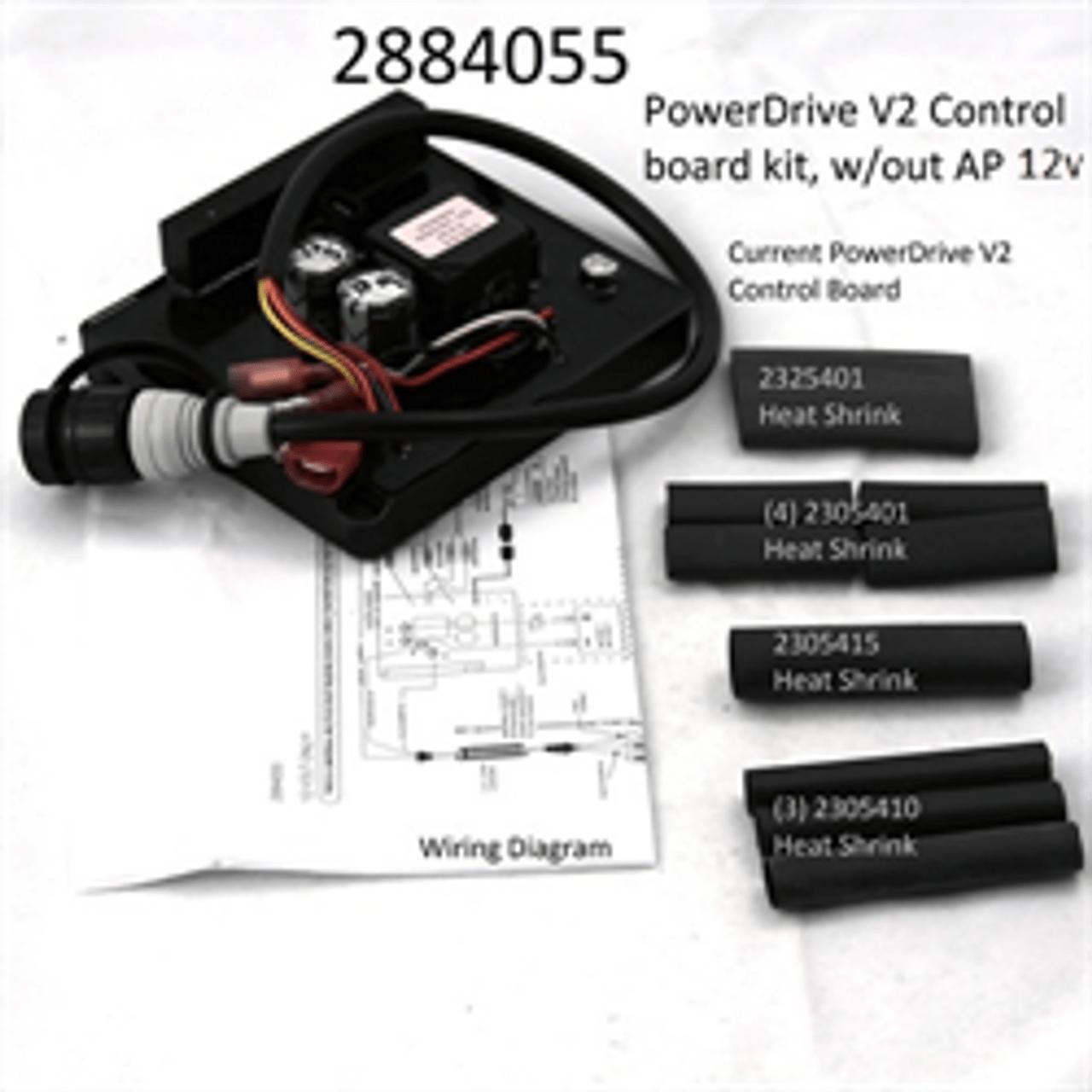 minn kota powerdrive v2 12vcontrol board without autopilot 2884055 [ 1280 x 1280 Pixel ]