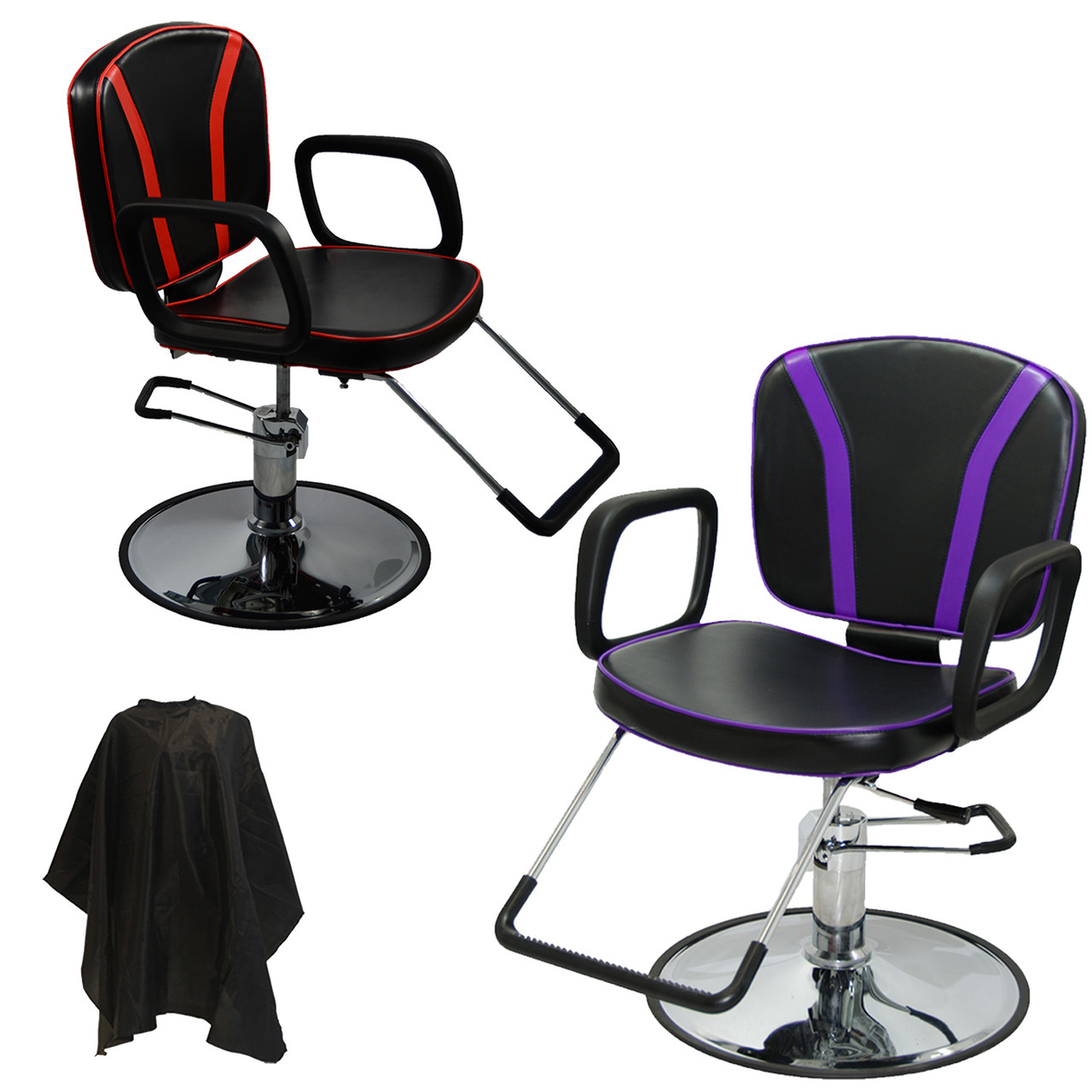 Beauty Salon Chair Pro 31109a Reclining Styling Chair