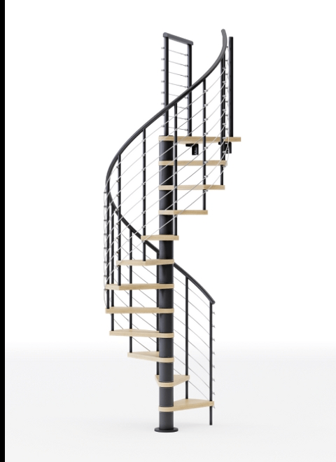 Mylen Stairs Designing Building Custom Staircases Since 1945 | Iron Shop Spiral Stairs | Attic Loft | Victorian | Loft Staircase | Elk Grove | Staircase Kits