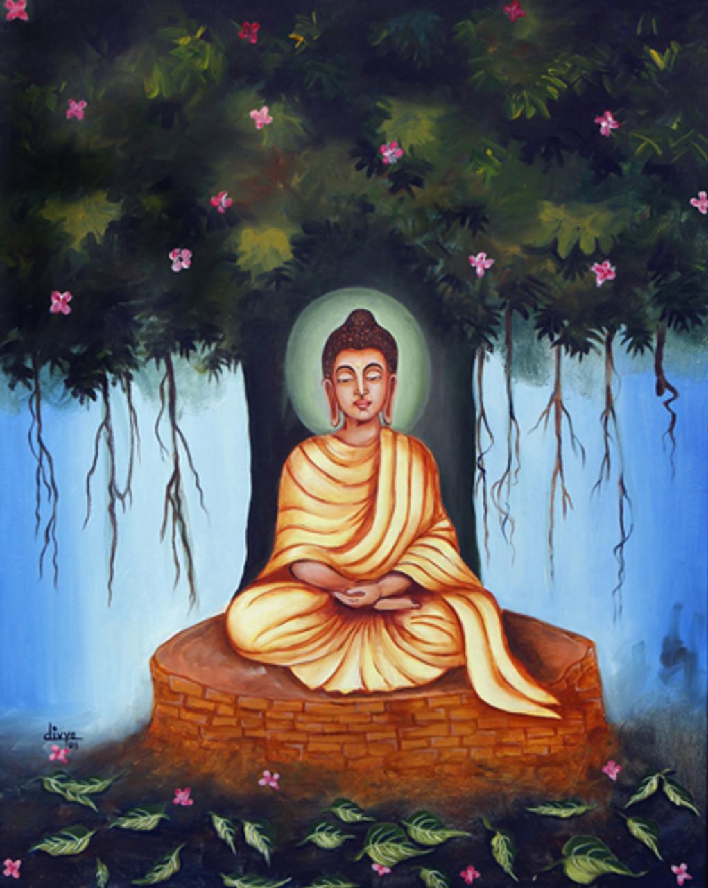 gautam buddha art 1462