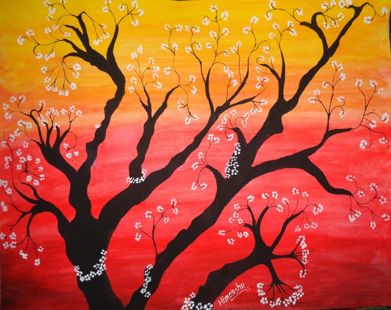 the tree art 2540