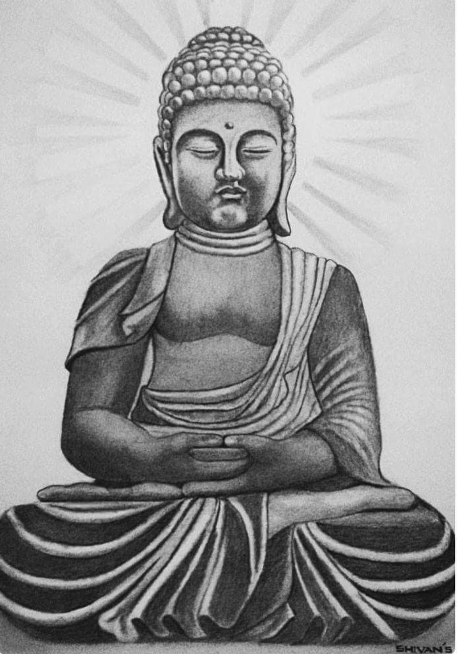 sri gautam buddha art