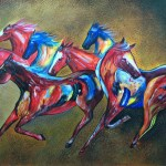 Buy Horses Paintings Online In India