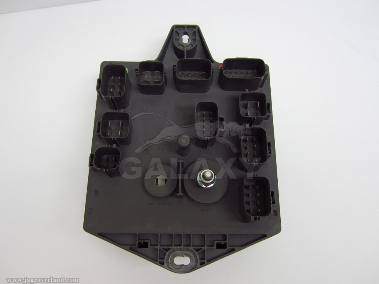 hight resolution of  08 09 xj8 xjr rear trunk mounted fuse and relay box oem c2c34455 7w93