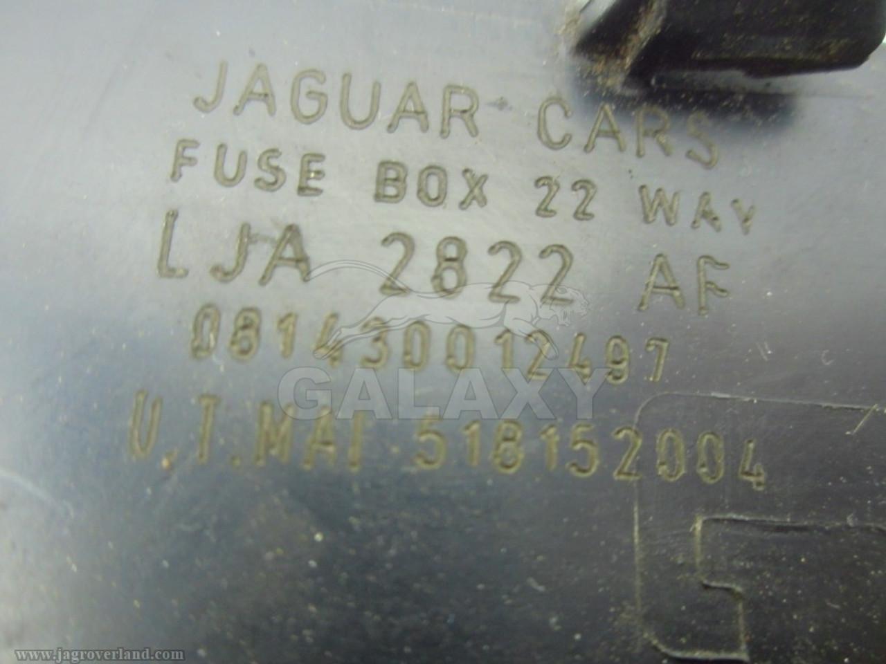 medium resolution of 97 99 xk8 fuse box lja2822af