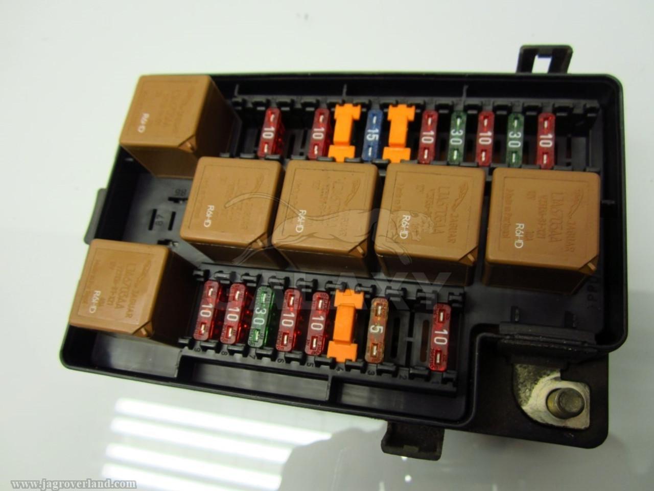 1997 jaguar xk8 fuse box [ 1024 x 768 Pixel ]