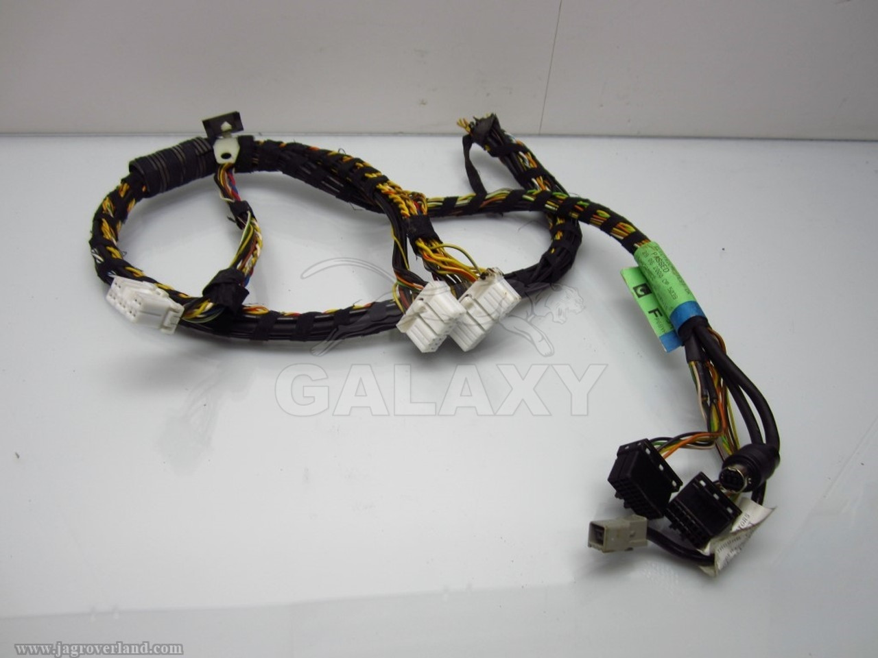 hight resolution of  98 03 xj8 r vdp navigation radio amplifier wiring harness 20 inch lng3650cc
