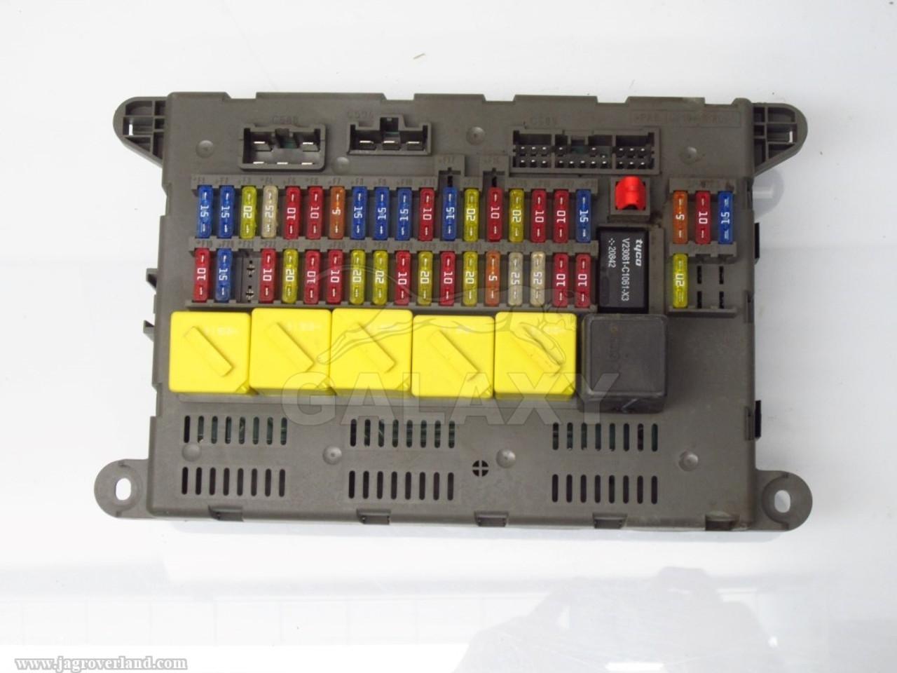 medium resolution of land rover freelander 2 fuse box