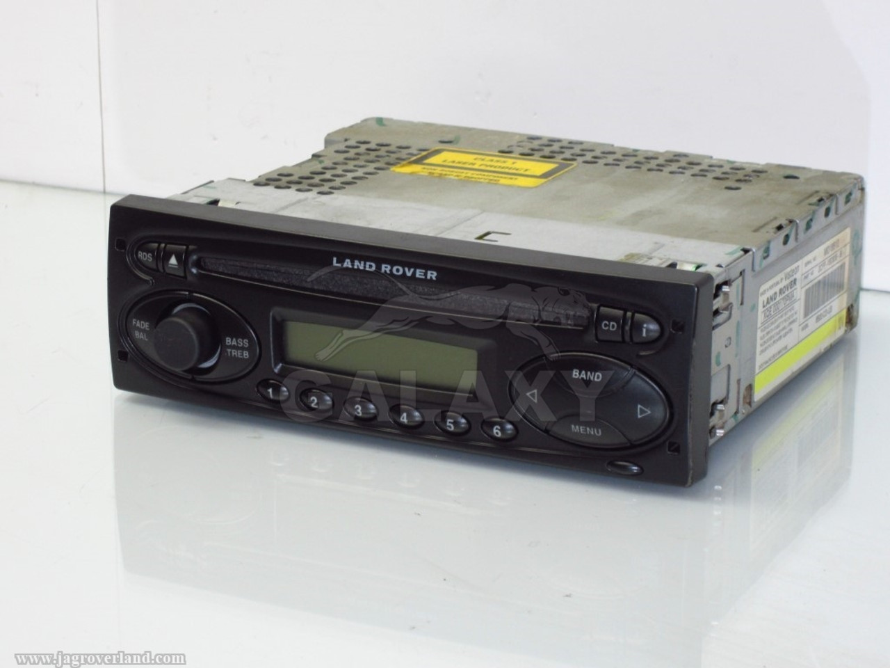 hight resolution of  2002 2004 land rover freelander stereo radio cd player 2cff 18c838 b