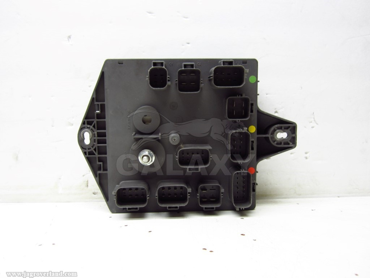 hight resolution of  04 07 xj8 fuse box w cover 2w93 14n023 bc