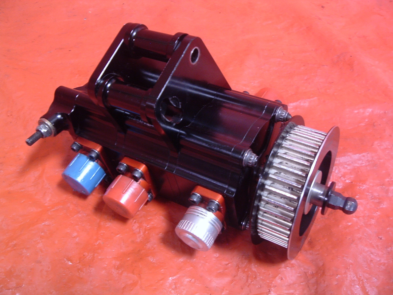 hight resolution of peterson 3 stage dry sump oil pump
