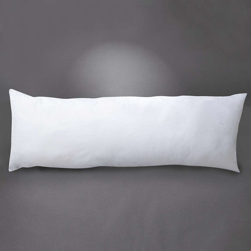 60 Inch Long Bolster Pillow  100 Hollowfibre Bolster Pillows