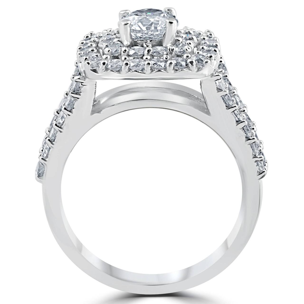3 ct diamond engagement