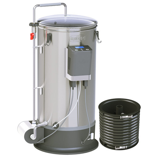 cooler brew all grain