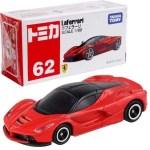 Takara Tomy Tomica 62 Ferrari Laferrari Scale 1 62 Mini Diecast Toy Car Buymarket Store