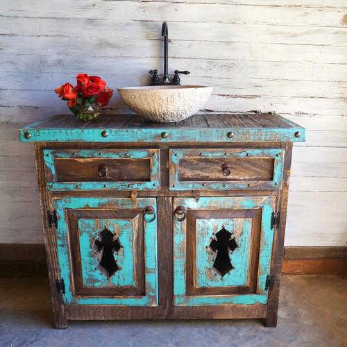 Agave Bathroom Vanity Sofia S Rustic Furniture