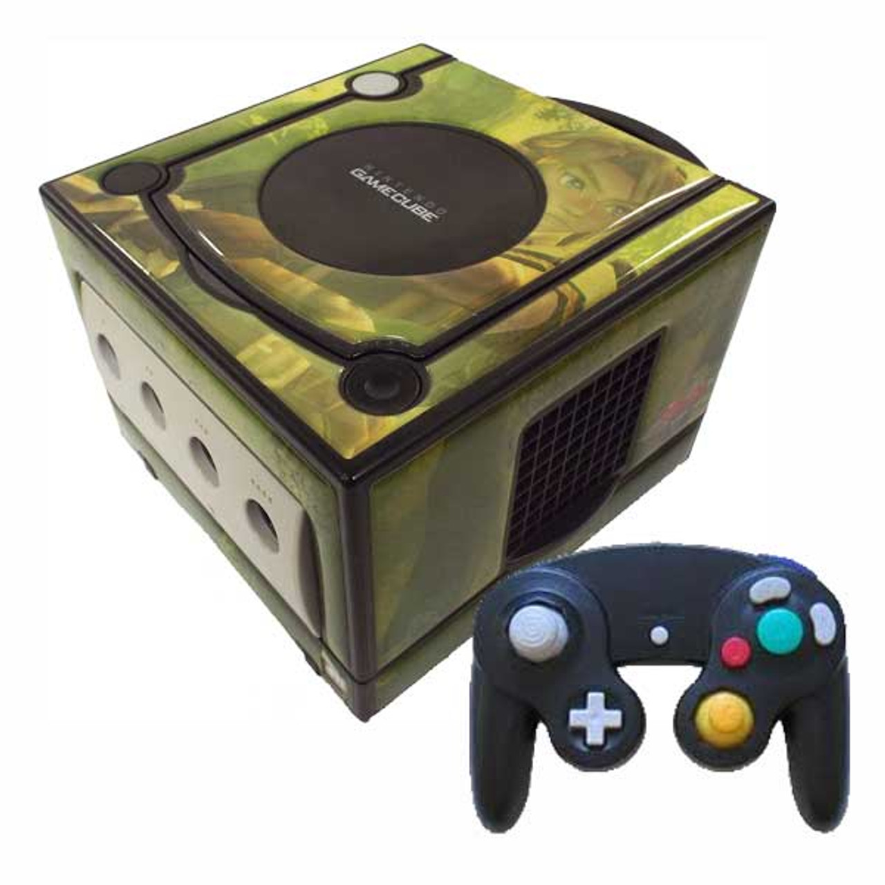 gamecube zelda twilight princess