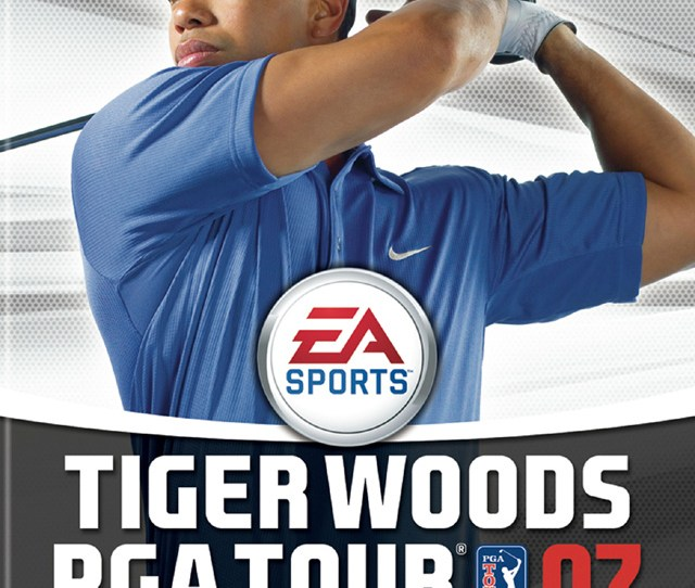 Tiger Woods Pga Tour 07 Ps2 Game