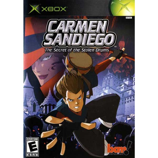 carmen sandiego the secret