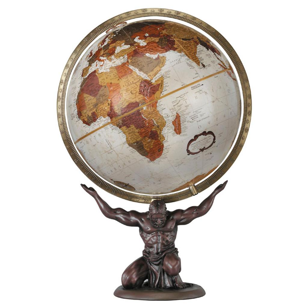 atlas 12 desk globe
