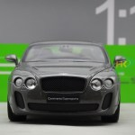 1 18 Welly Fx Bentley Continental Gt Supersports Grey Diecast Car Model Livecarmodel Com