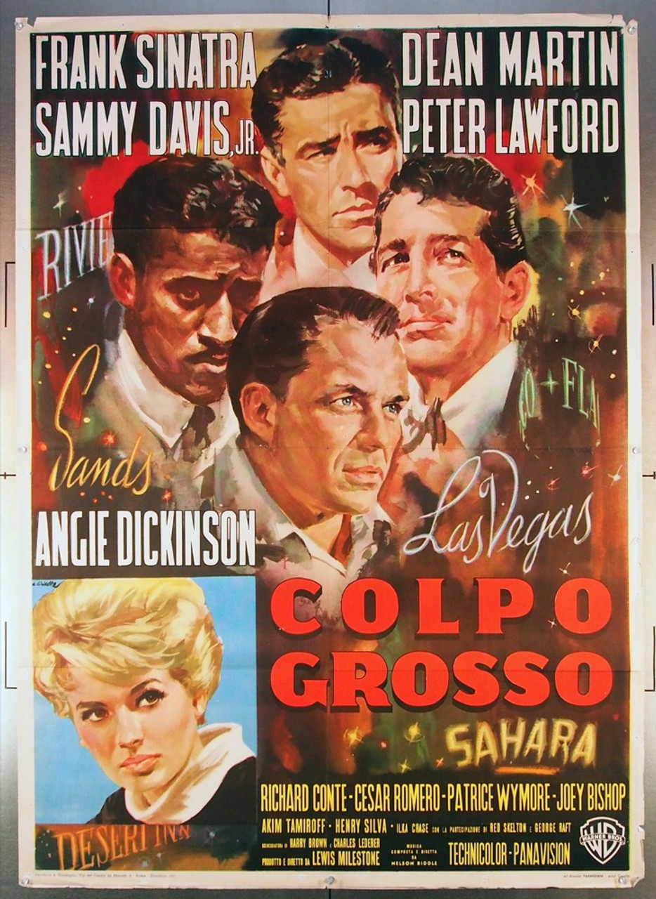 These four oceans make up about 70 percent of the planet. Original Ocean S 11 1960 Movie Poster In C7 Condition For 3000 00
