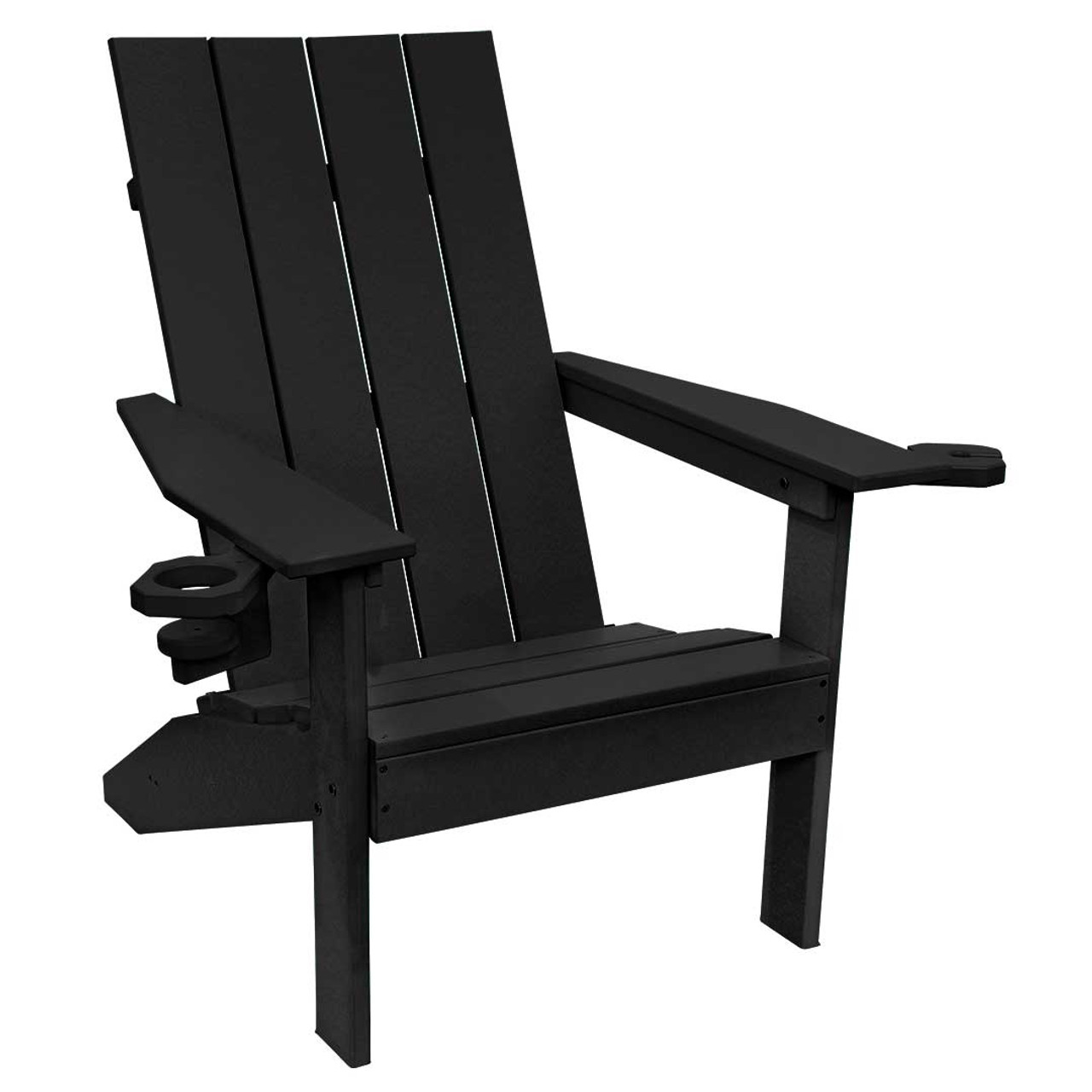 Creek Side Poly Lumber Adirondack Chair Available In 13 Colors
