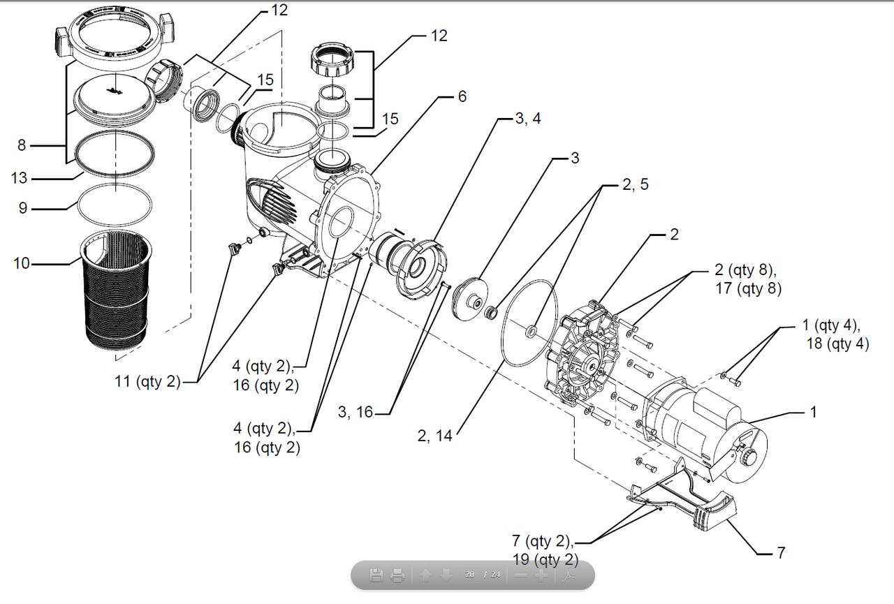 wiring diagram jandy hi e2 [ 1280 x 865 Pixel ]