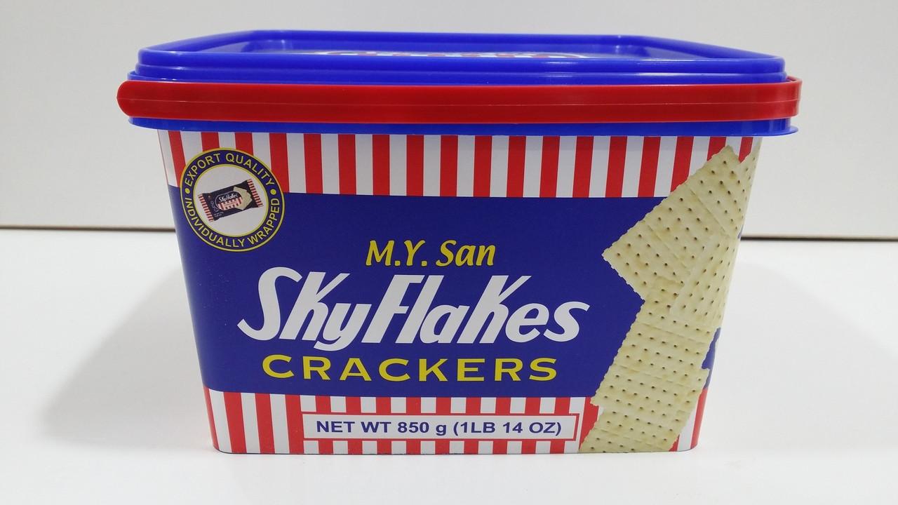 My San Sky Flakes Saltine Crackers 850gm MiGrocer ...