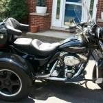 Harley Davidson Trike Conversion Kits